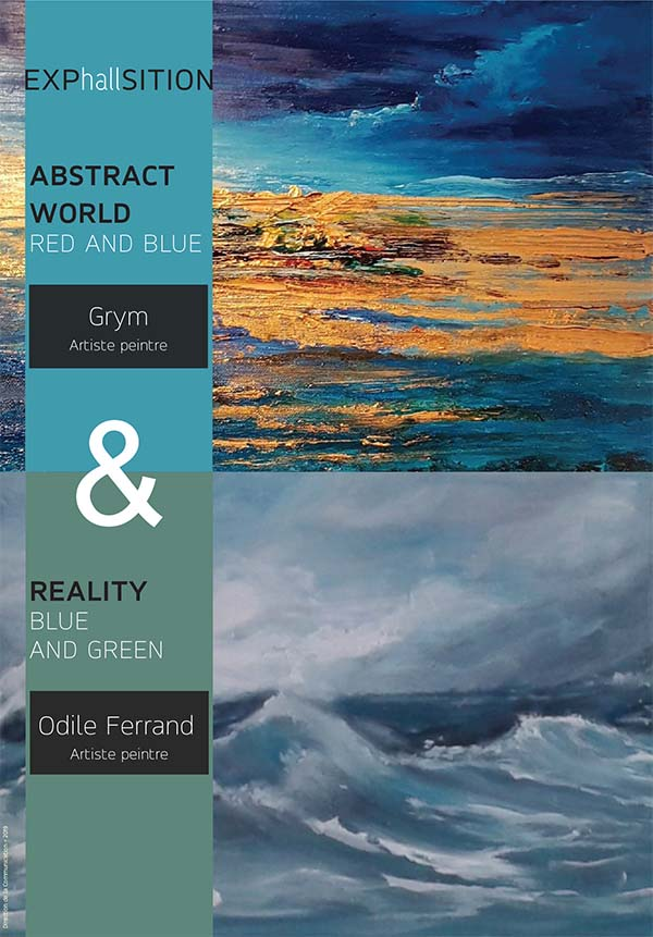 Abstract world redd and blue & reality blue and green - , .JPG 112Ko ()