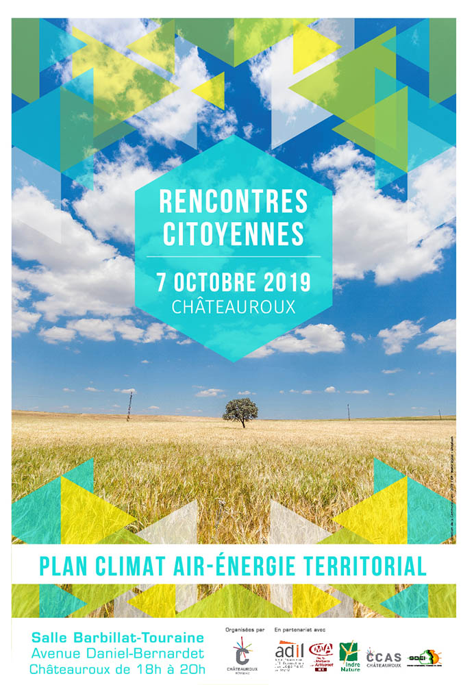 Rencontres citoyennes : Plan climat air-énergie territorial - , .JPG 167Ko ()