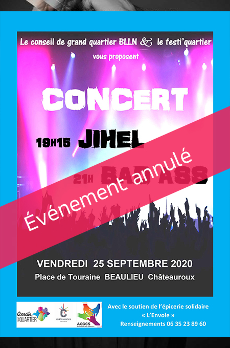 Concert Jihel et Bad As - , .JPG 241Ko ()