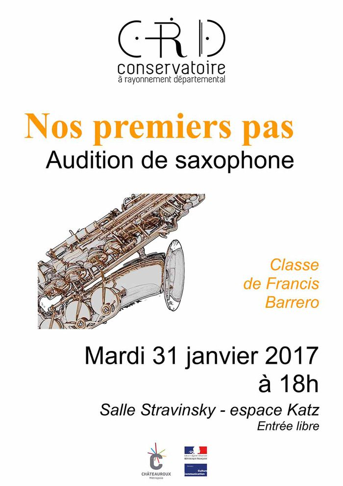 Audition de saxophone - , .JPG 128Ko ()