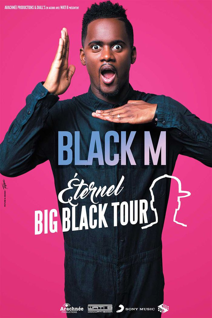 Black M - Éternel big black tour - , .JPG 121Ko ()