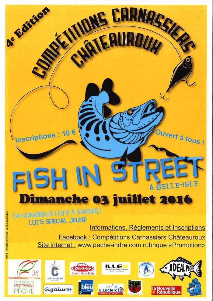 Fish in street (4e édition) - , .JPG 621Ko ()