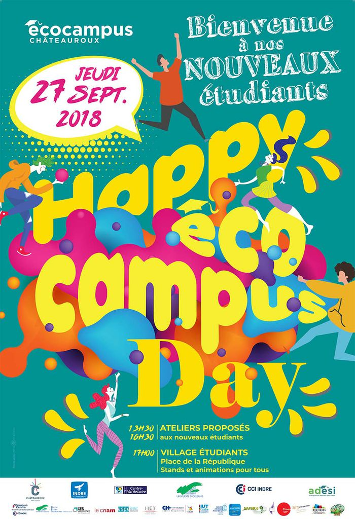 Happy Écocampus Day - , .JPG 248Ko ()