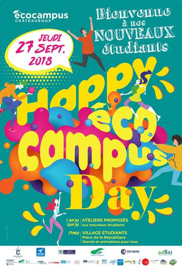 Happy Écocampus Day