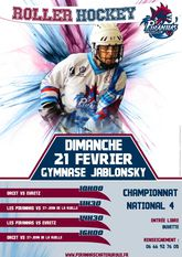 Roller hockey - Championnat national 4