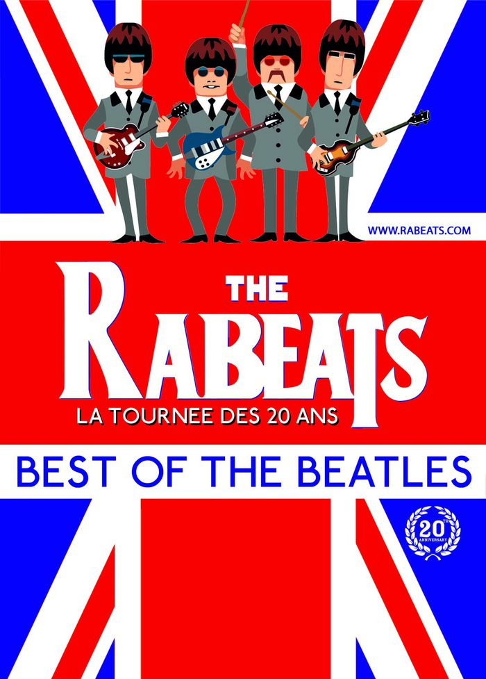 The Rabeats - Best of The Beatles  - , .JPG 325Ko ()